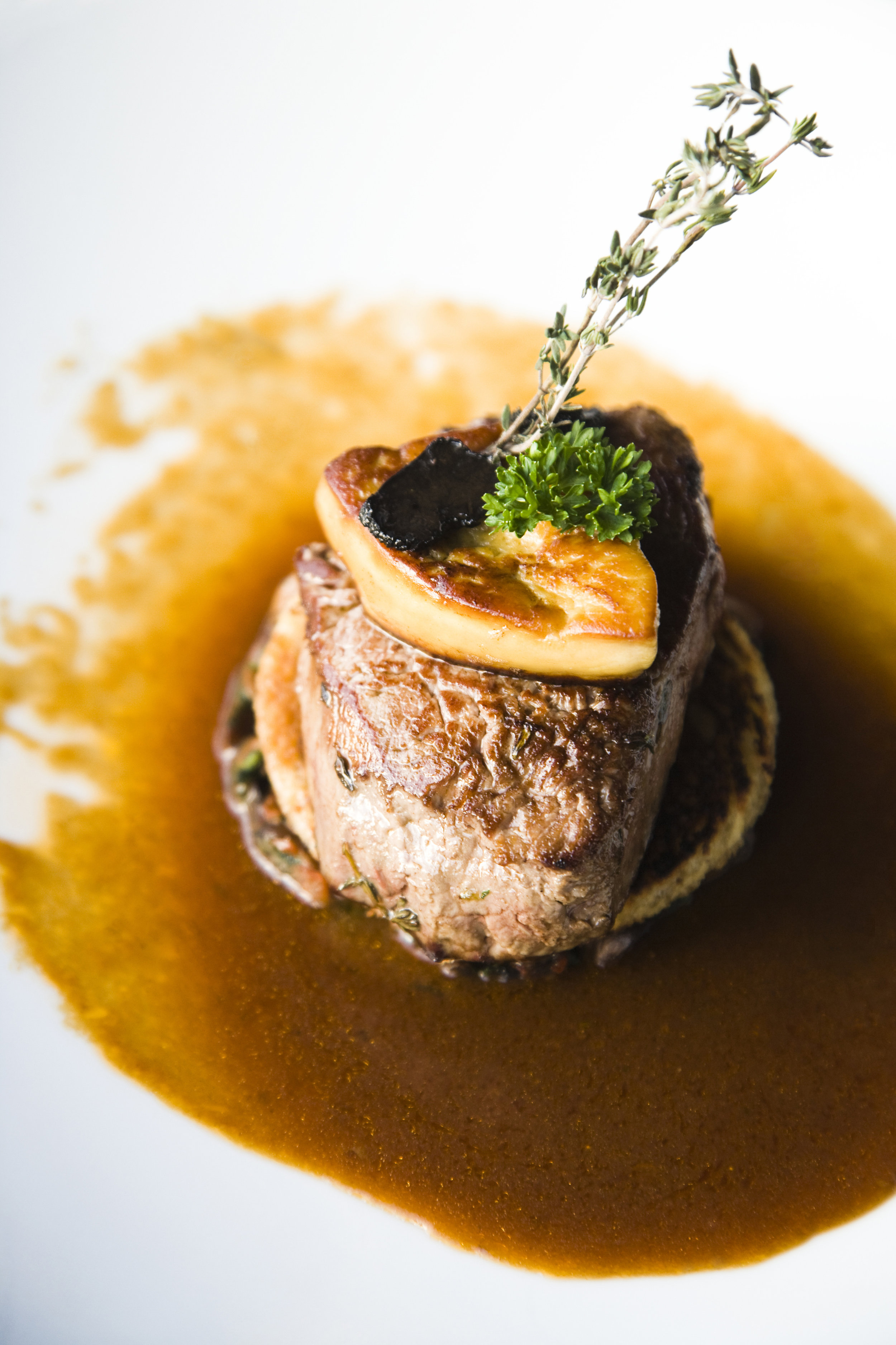 Veal in mushroom sauce, Papeete, Tahiti, French Polynesia.jpg