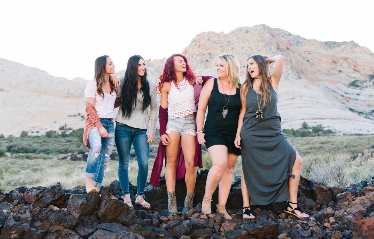 GIRL CRUSH RETREAT SEDONA, Arizona - October 23-27, 2019