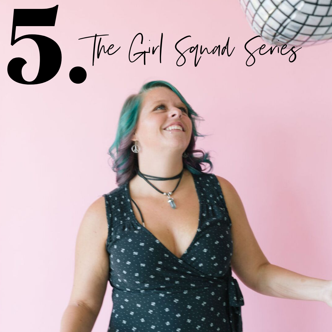 THE GIRL SQUAD - A collection of epic pop up parties + global retreats! Change your life and maybe learn some new biz skills. We have all kinds of events designed for YOU!