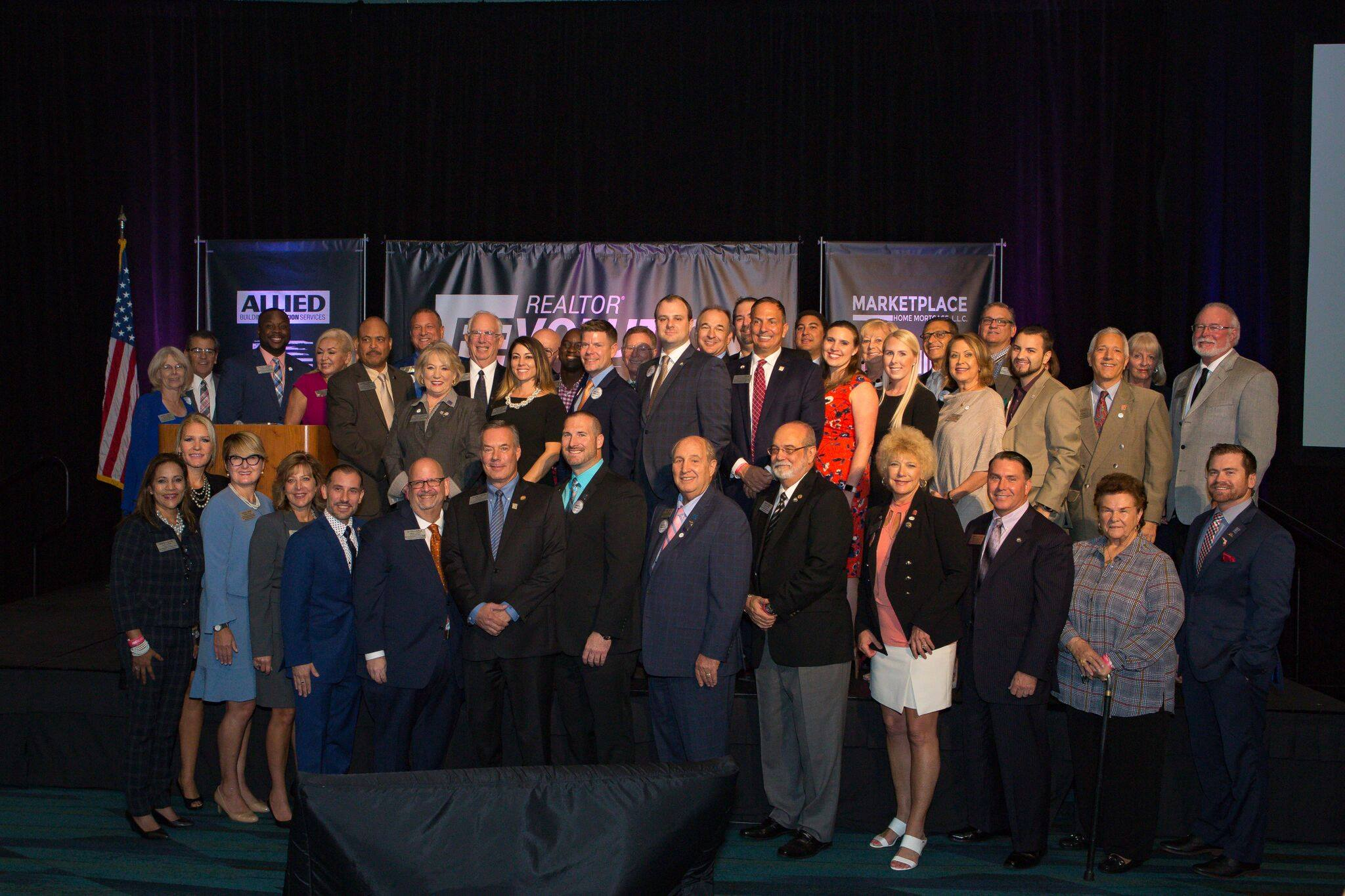 Realtors® of the Palm Beaches and Greater Fort Lauderdale | 2019 Corporate & Regional Board of Directors