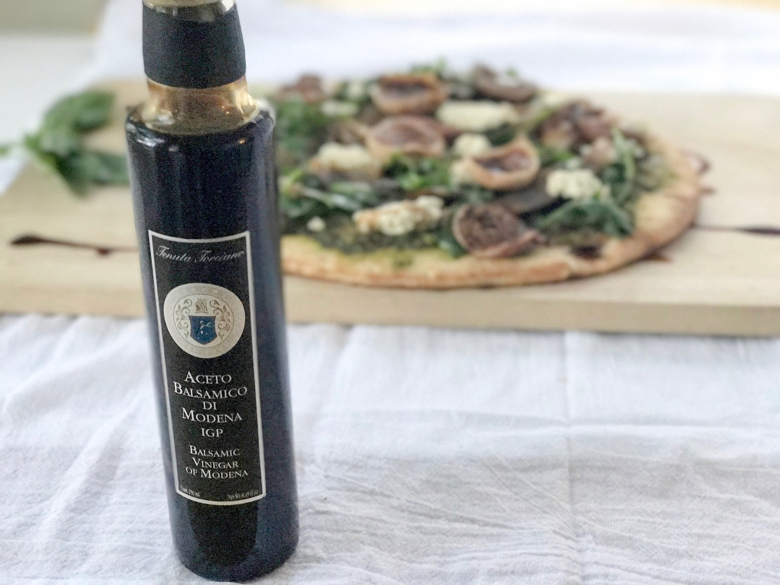 The Italian balsamic all its glory.