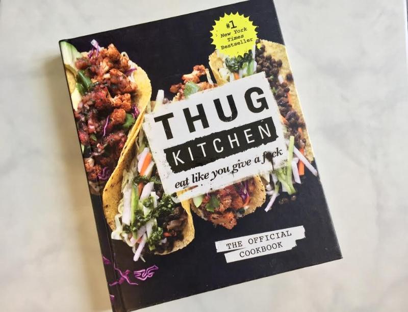 thug kitchen vegan
