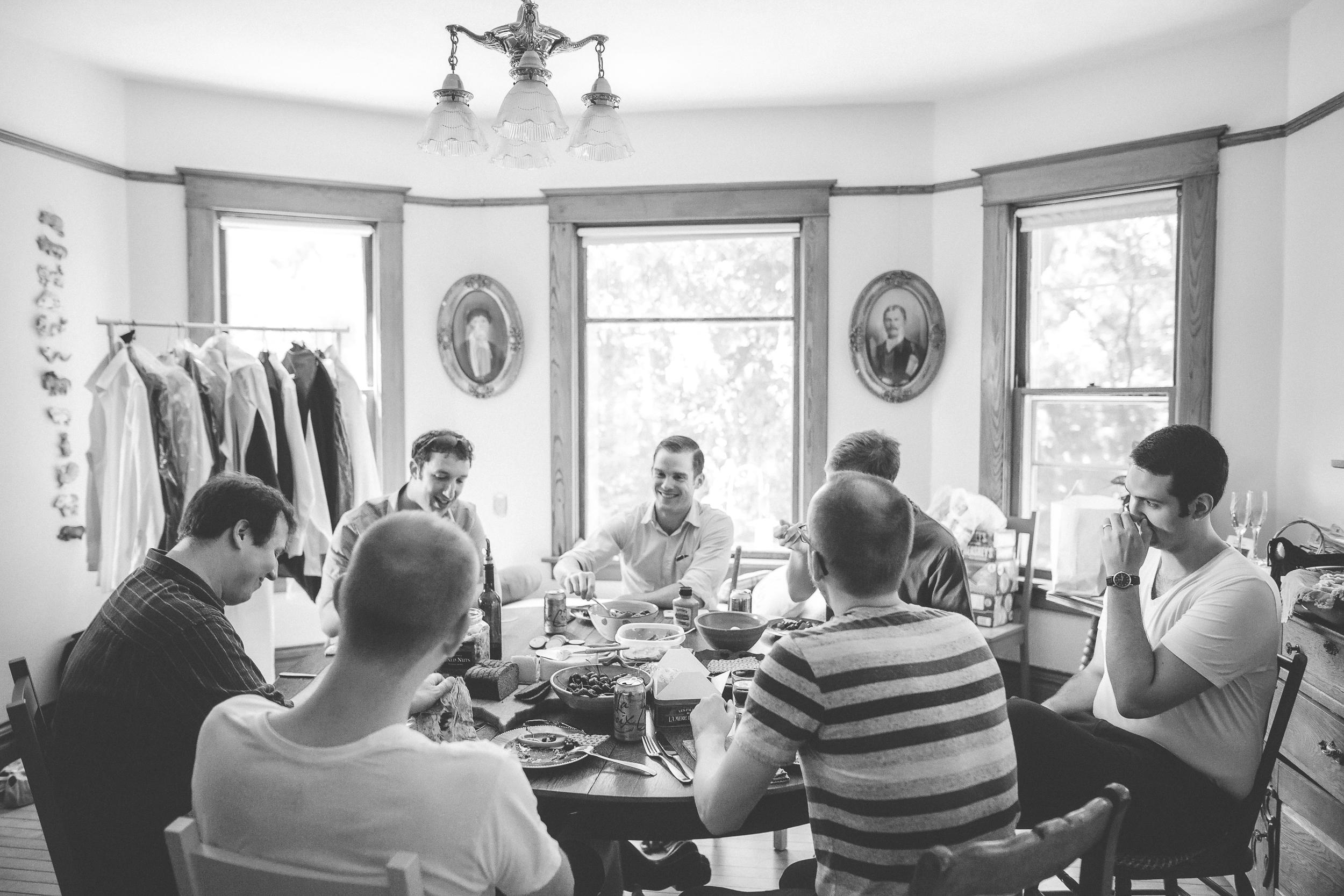 4 Minneapolis home wedding men getting ready.jpg