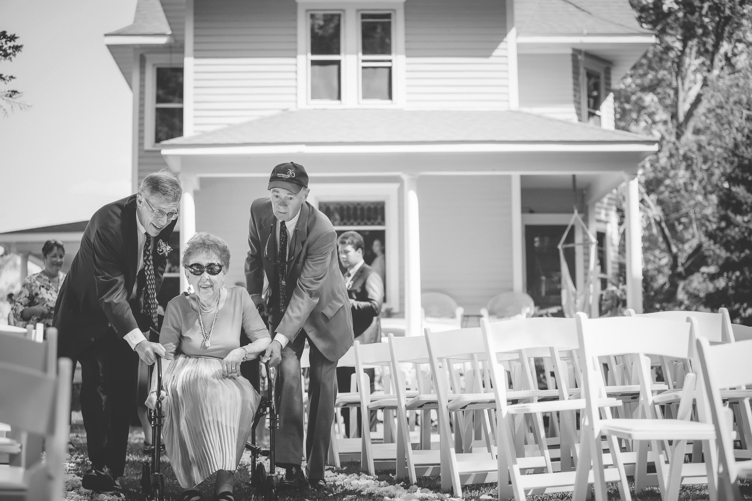 43 Minneapolis home backyard wedding grandma.jpg