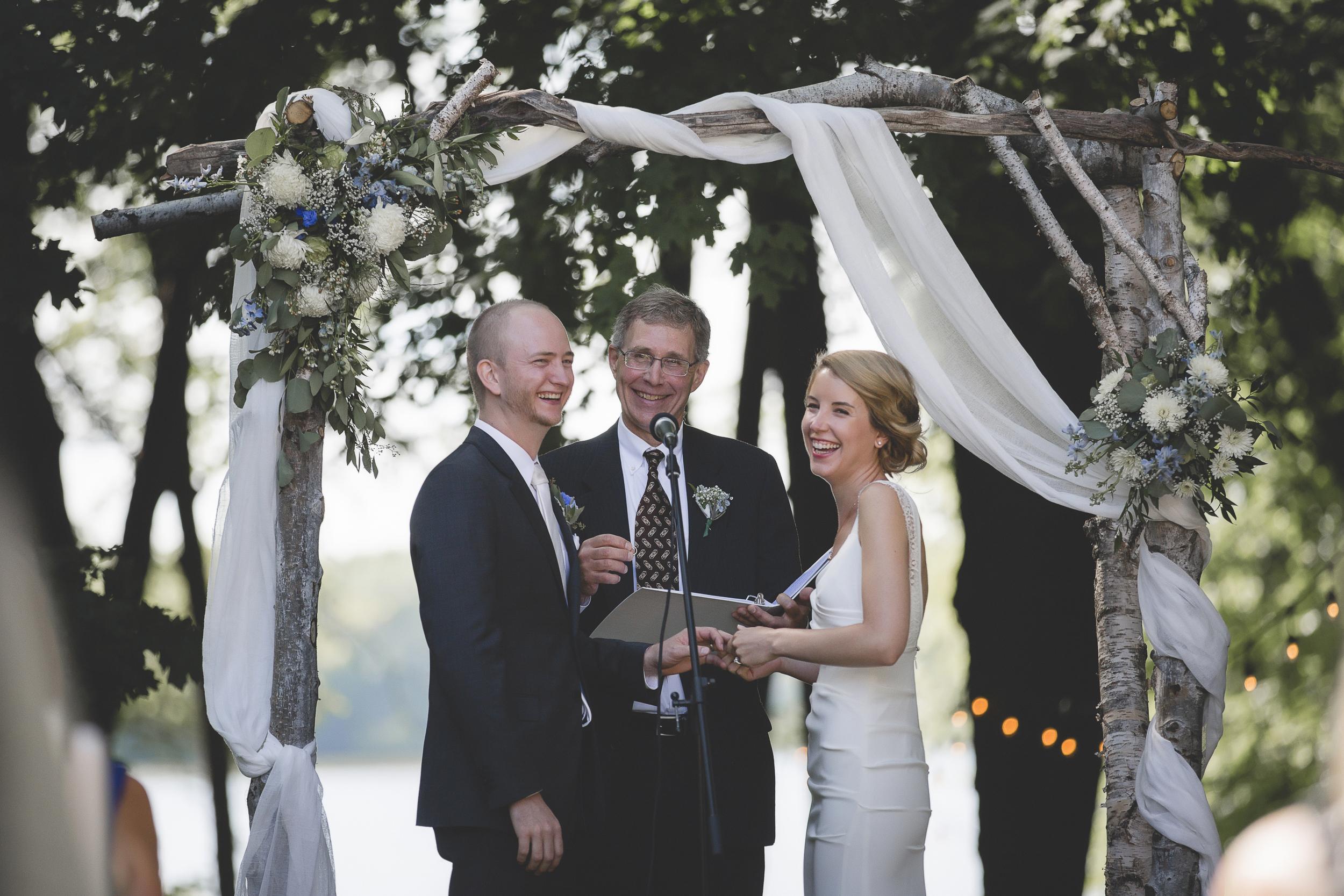 54 Minneapolis home backyard outdoor wedding ceremony 10.jpg