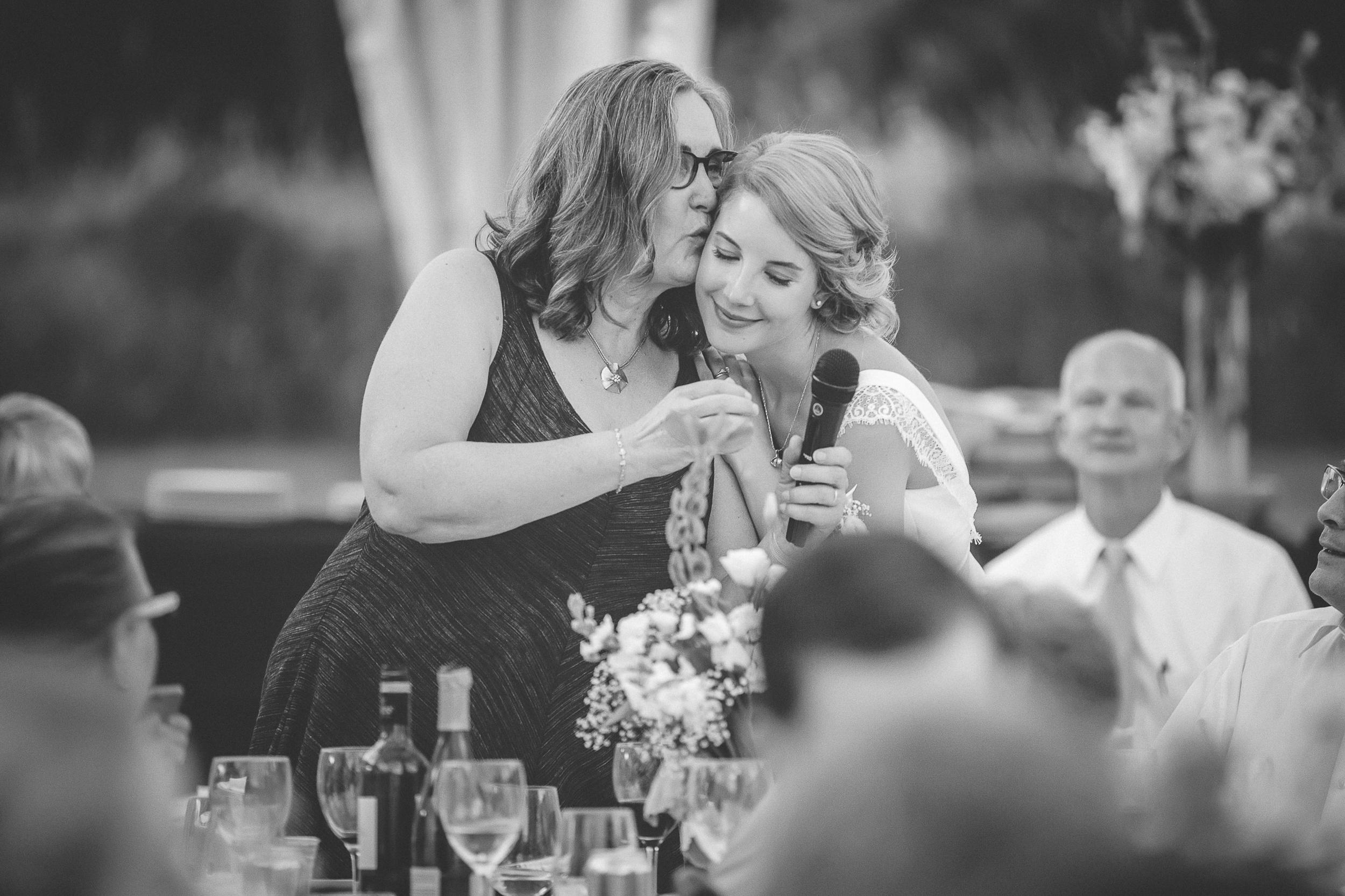 69 Minneapolis home backyard outdoor wedding tent reception speeches.jpg