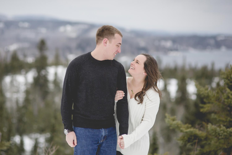 North Shore Duluth MN Palisade Head Engagement Photos-3.jpg