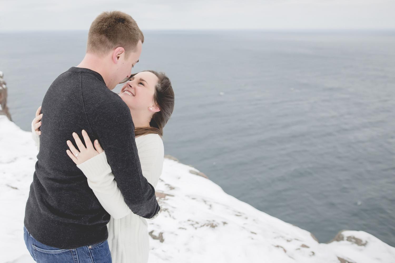 North Shore Duluth MN Palisade Head Engagement Photos-7.jpg