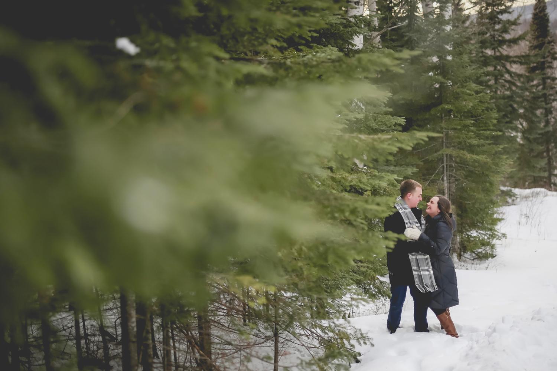 North Shore Duluth MN Palisade Head Engagement Photos-20.jpg