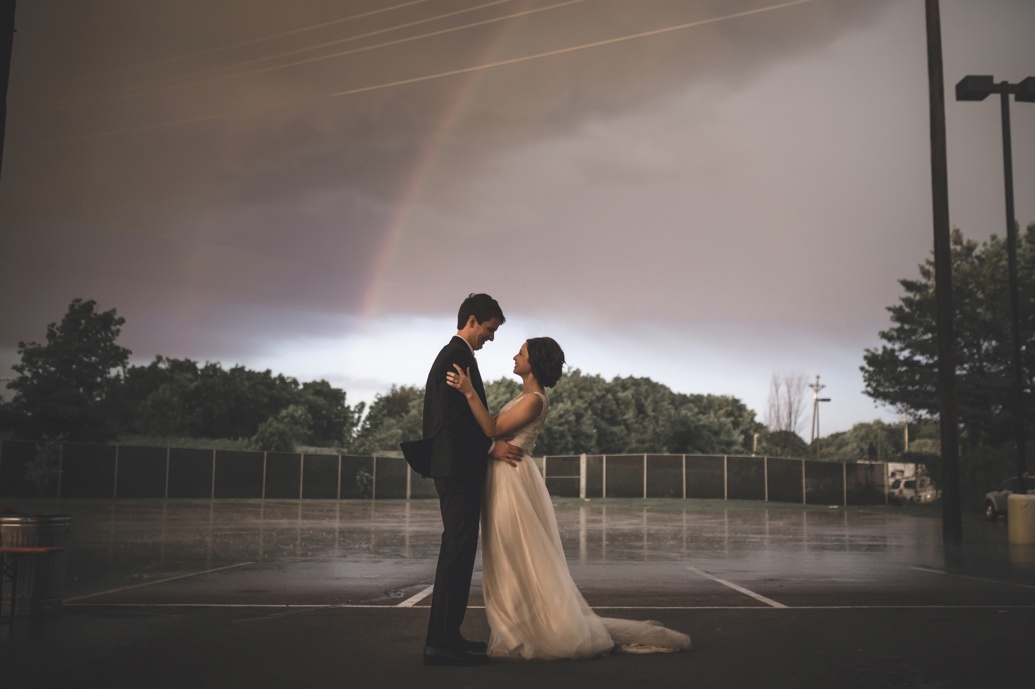 134 bauhaus brewery northeast minneapolis wedding photographer rainbow.jpg