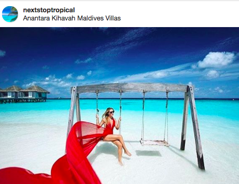 Anantara Villas, Maldives