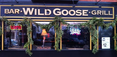 Wild Goose is conveniently located next to Half Acre Beer Company