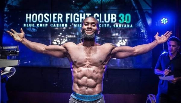 Sultan Umar - Welterweight, Record: 6-2