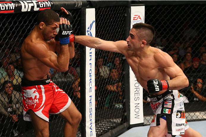 Ricardo Lamas - UFC Featherweight, Record: 18-7