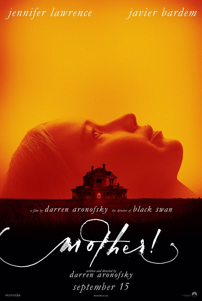 Mother! film poster