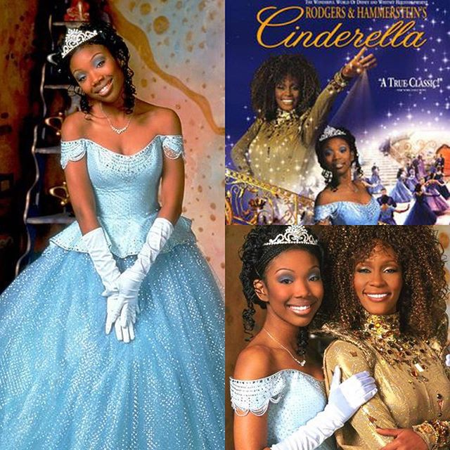 """Disney recently announced their casting choice for the live action Little Mermaid. Their choice of Halle Bailey has brought the usual slurry of praise and criticism. Angry fans have even taken to social media calling for Disney to """"make Ariel white again."""" I just wanted to remind everyone that this isn't the first fairy tale character to be portrayed by someone of a different race than the source material. The 1997 Cinderella movie with Brandy and Whitney Houston is one of my all time favorites. Skin color doesn't make the character. . . #littlemermaid #hallebailey #ariel #disney #liveaction #remake #movies #nerd #geek #casting #skincolordoesntmakethecharacter #cinderella #brandy #whitneyhouston"""