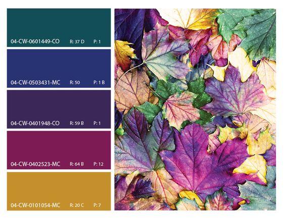 Jewel Tone Colors -