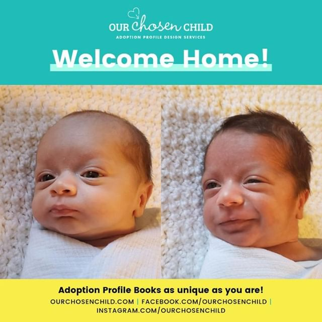 "Six short weeks from their profile being active to TWINS! The happy parents had less than 10 days to prepare for their arrival and couldn't be any happier. I asked if they had any advice for hopeful adoptive parents, and she simply said ""It's all so worth the wait."" . . . #ourchosenchild #adoption #adoptionprofilebook #adoptionbook #adoptionjourney #adoptionstory #lovemakesafamily #chosen #family #birthmomstrong #adoptiveparents #domesticadoption #adoptionislove #adoptionawareness #openadoption #adoptionprofile #joannaivey #adoptionwebsite"