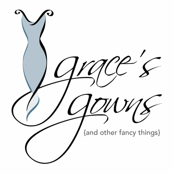 Grace's Gowns Silver Dress.png