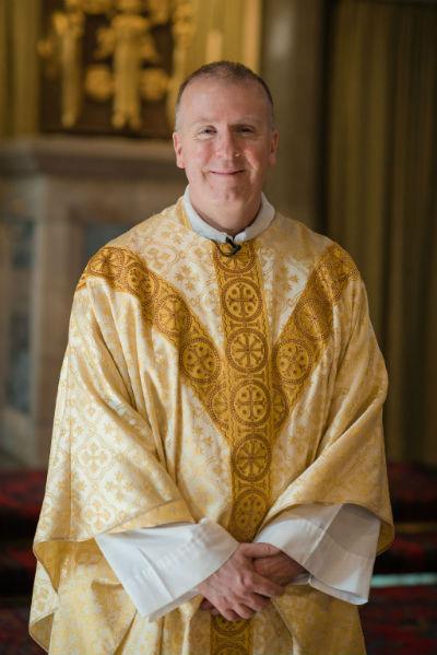 Monsignor Patrick Burke