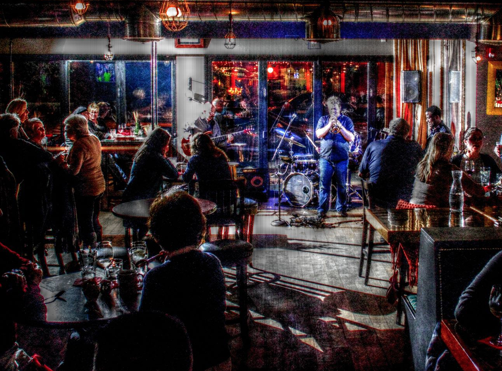 monday jazz night -
