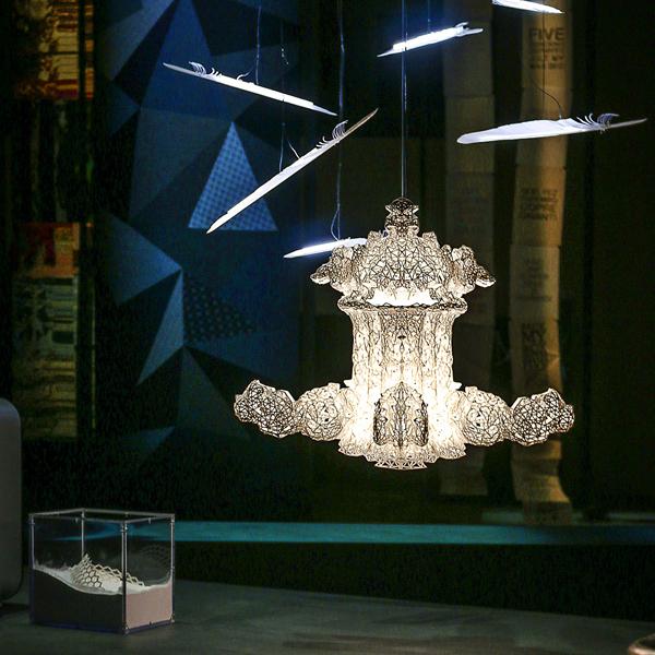 Louie, New Craft Exhibition,Triennale di Milano,Milan, Italy, March 2016