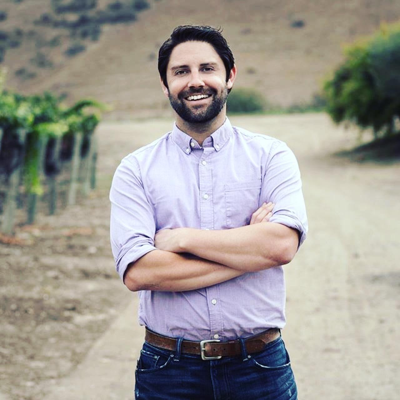 Eric Johnson - Owner & Winemaker