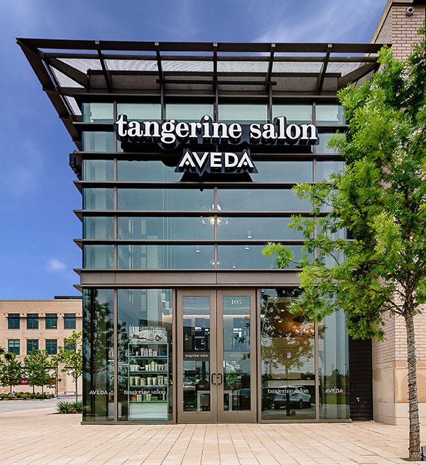 Dallas @ Preston Hollow - Our Dallas salon, with the 30 foot glass windows, mezzanine and luxurious amenities is often seen in magazines, on national TV shows and more. Our vibrant clientele come from all over the metroplex to enjoy our service & style.