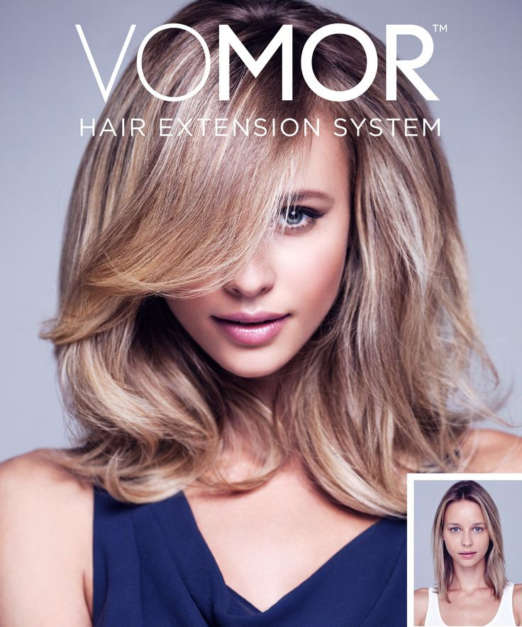 VOMOR Extensions - Tangerine only partners with the best. That's why VOMOR was the best choice for our extension business. The best quality hair, ethically sourced, is the perfect solution for our clients volume and length desires.