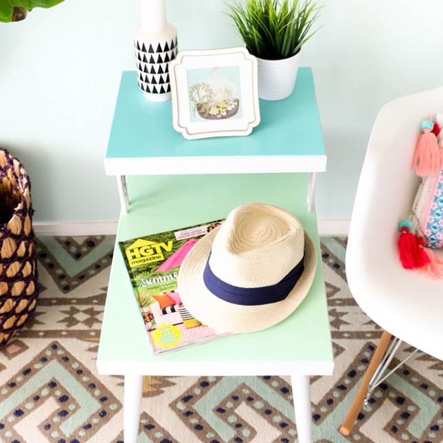 7 Easy DIY Side Tables for Your Next Weekend Project