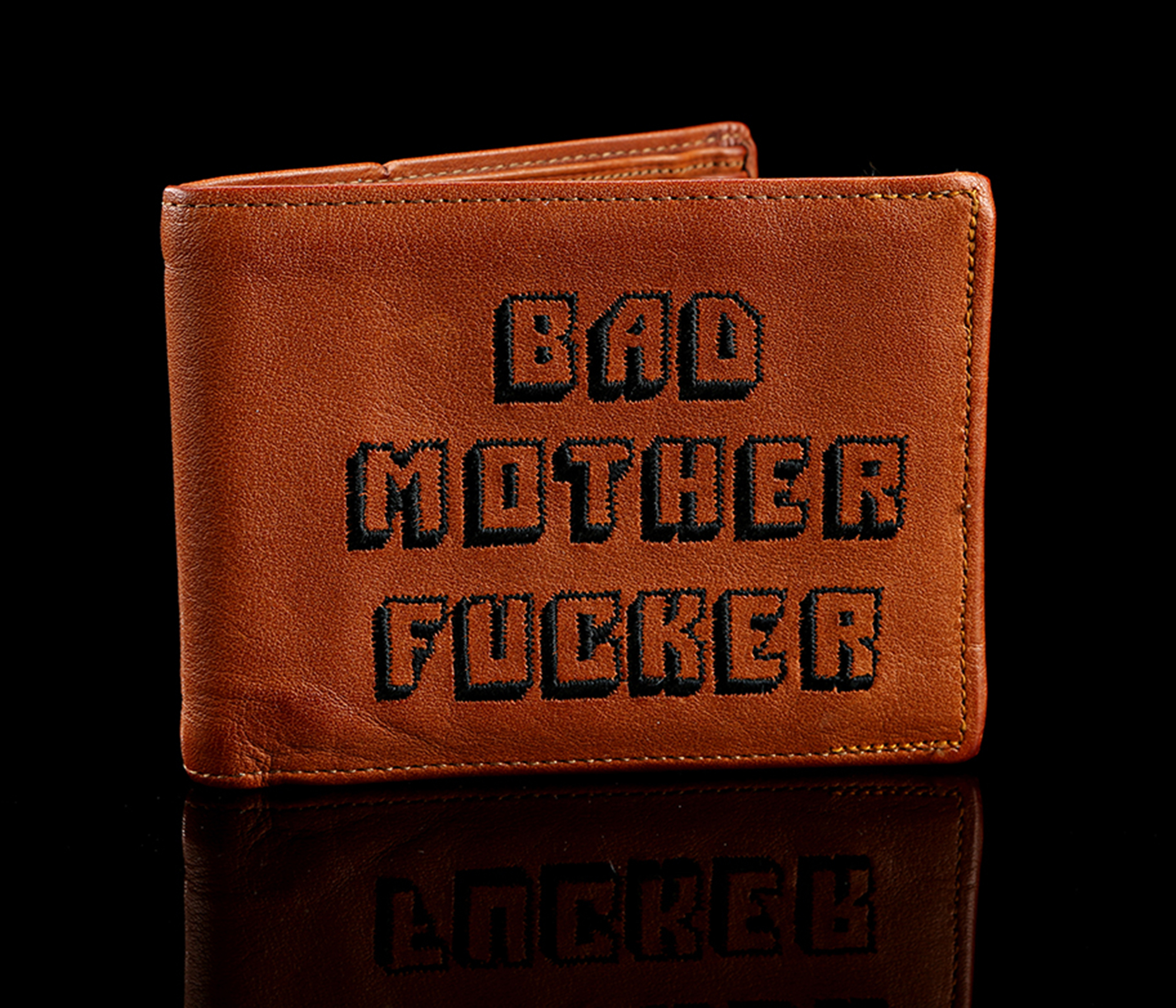 Bad Mother Fucker Wallet from 'Pulp Fiction' (1994) - Image courtesy of Prop Store London for Homesick Magazine Issue #2   www.propstore.com