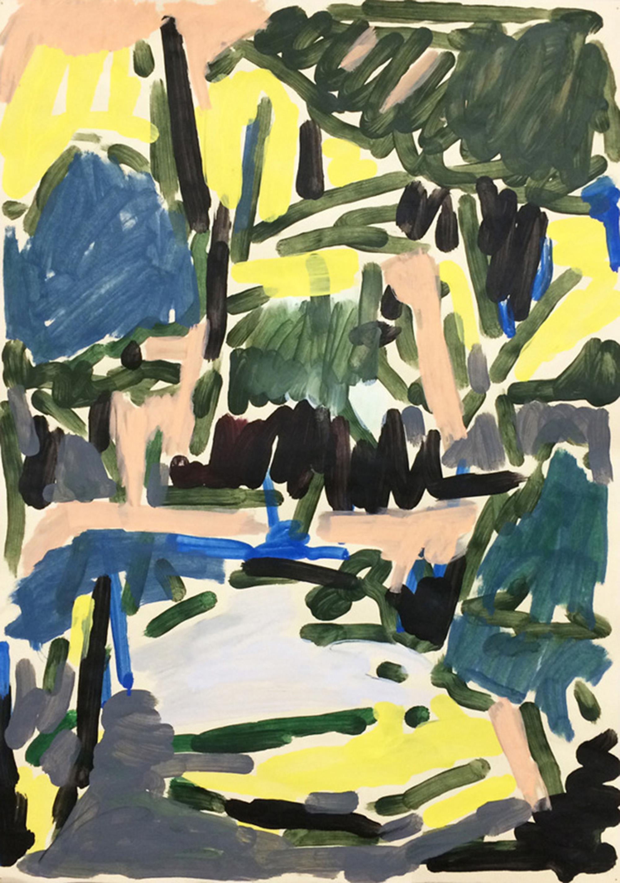 'Forest' by artist Tom Elliot - Image © Tom Elliot   www.tomelliot.co.uk