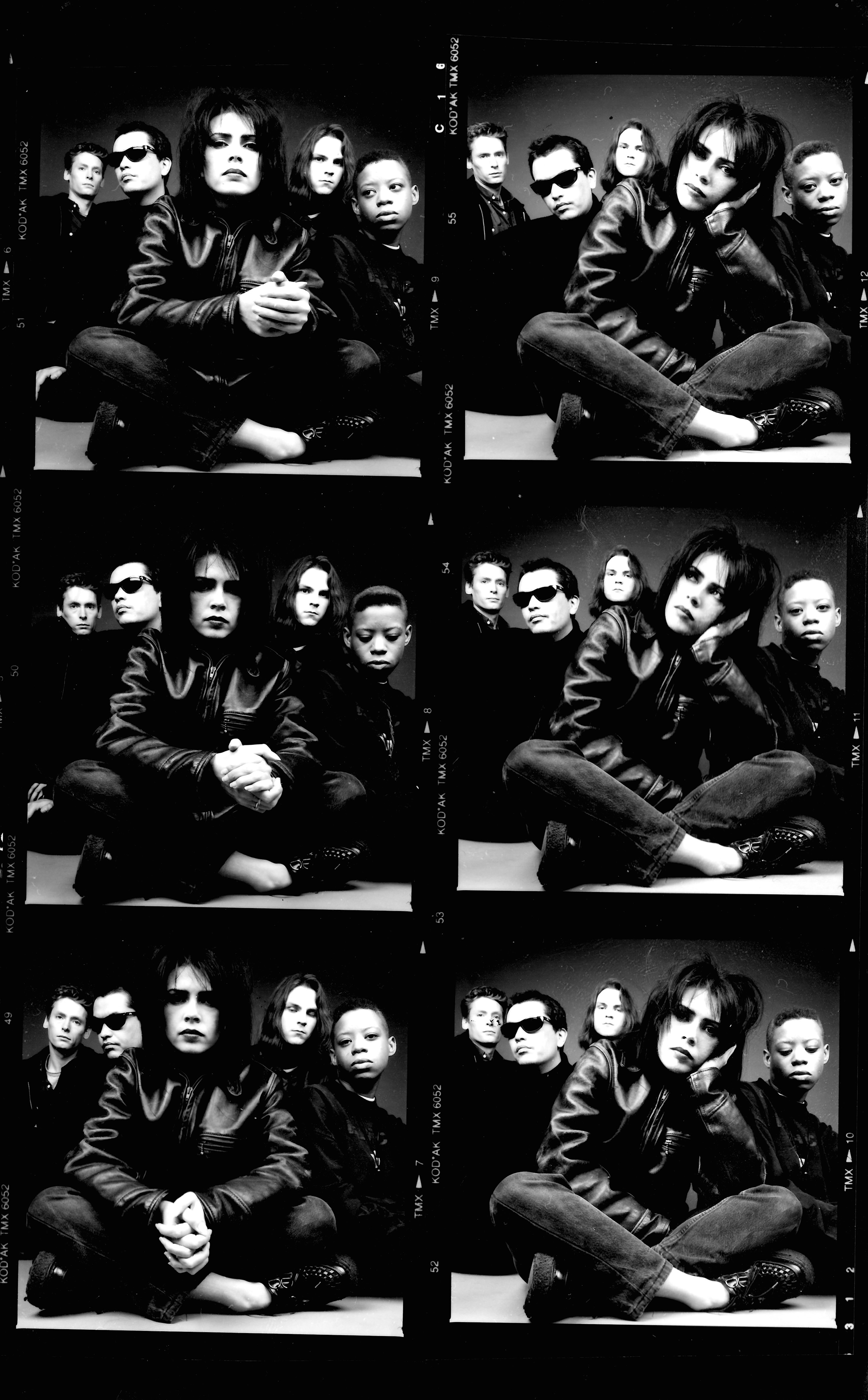 Curve band (1990's) - Image courtesy of Dean Garcia for Homesick Magazine Issue #2   www.curve.co.uk