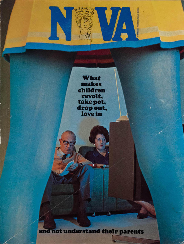 NOVA Magazine shot by Elegantly Papered - Image courtesy of Elegantly Papered for Homesick Magazine Issue #1   www.elegantlypapered.com