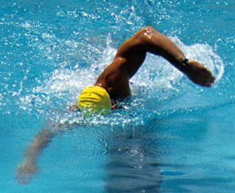 Copy of Clases de natación para adultos