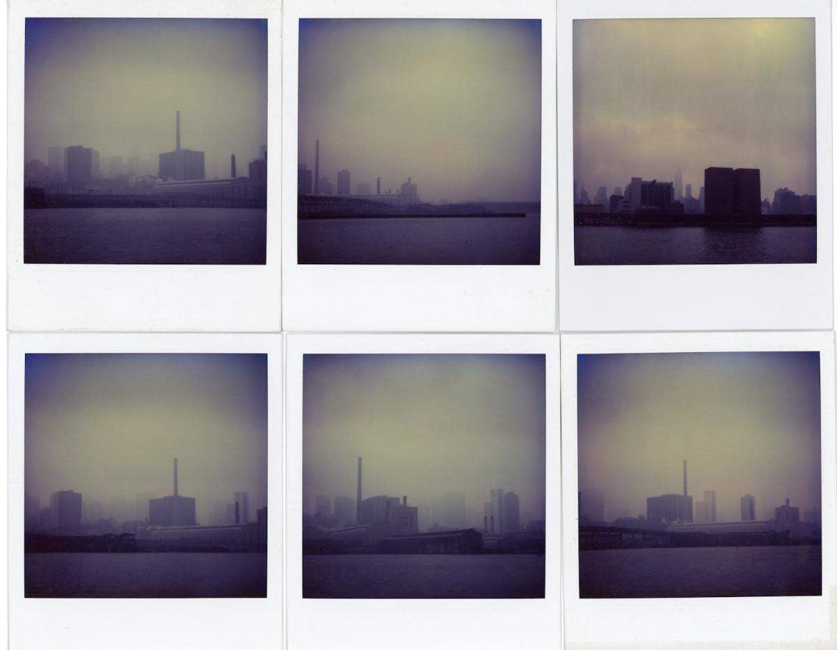 Polaroids - West Side Piers