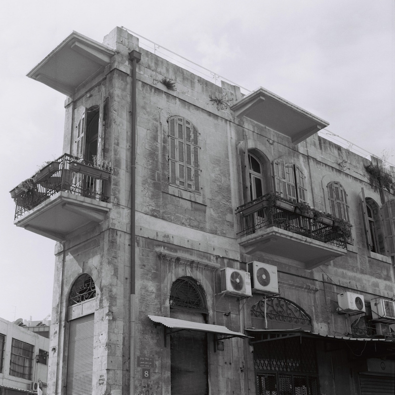 town house in jaffa, israel