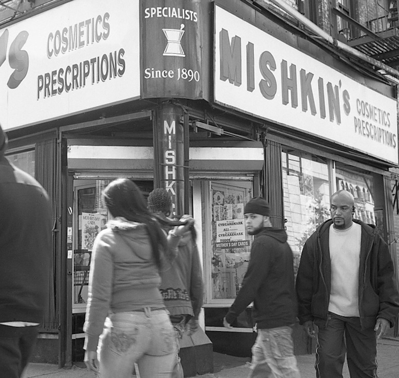 Mishkin's, The bronx