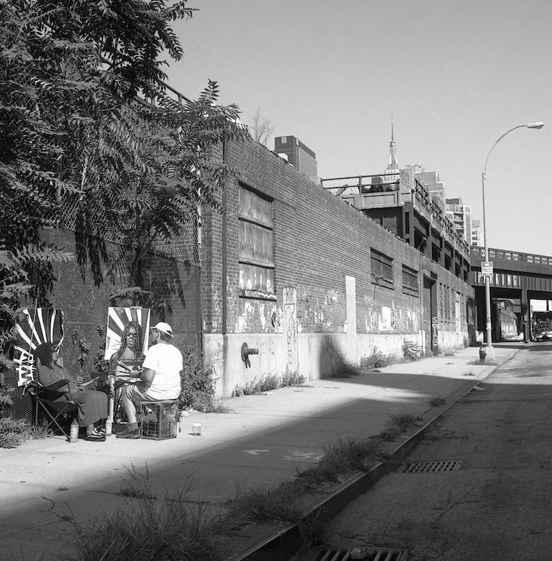 Art Under the High Line