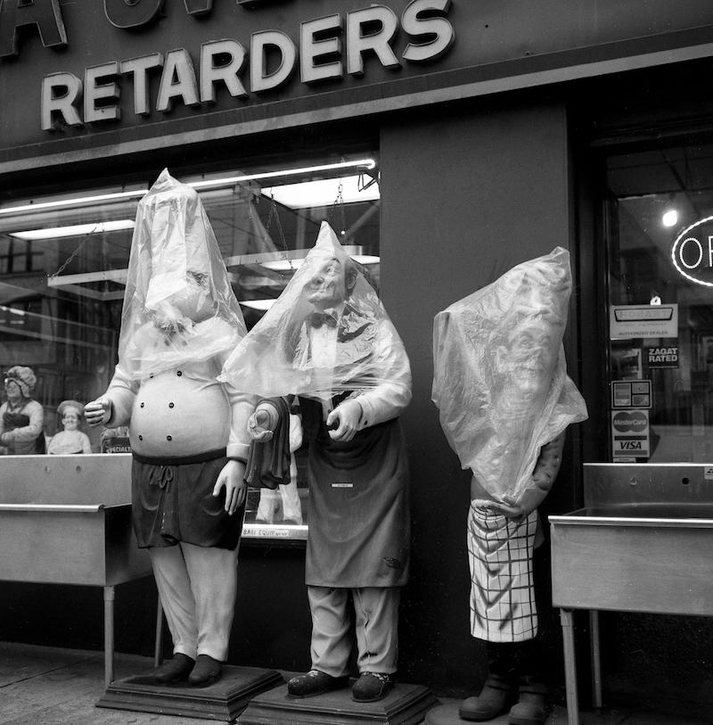 Retarders, The bowery