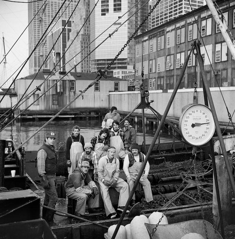Last fishing boat