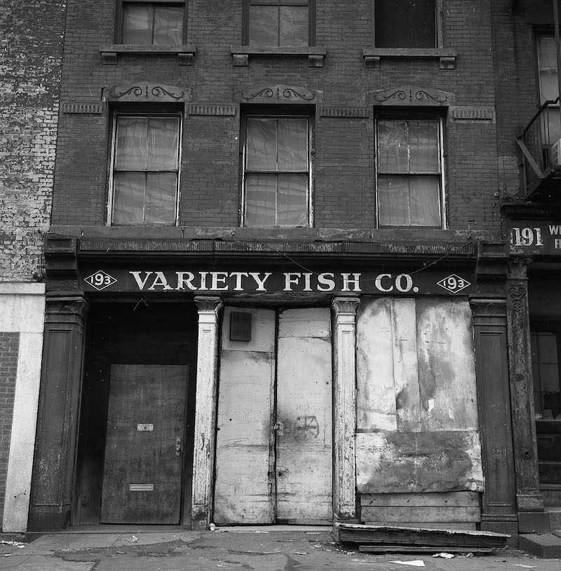 variety fish storefront
