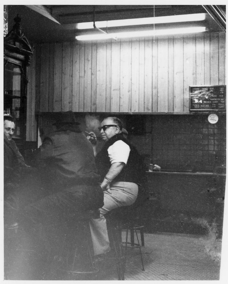the paris bar
