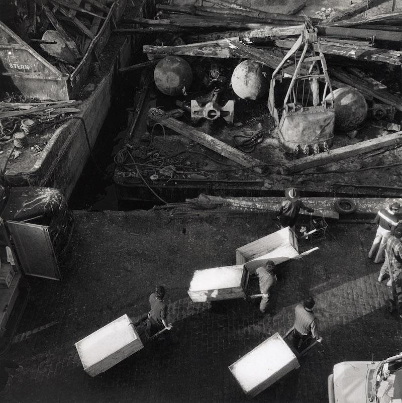 dock destruction #2