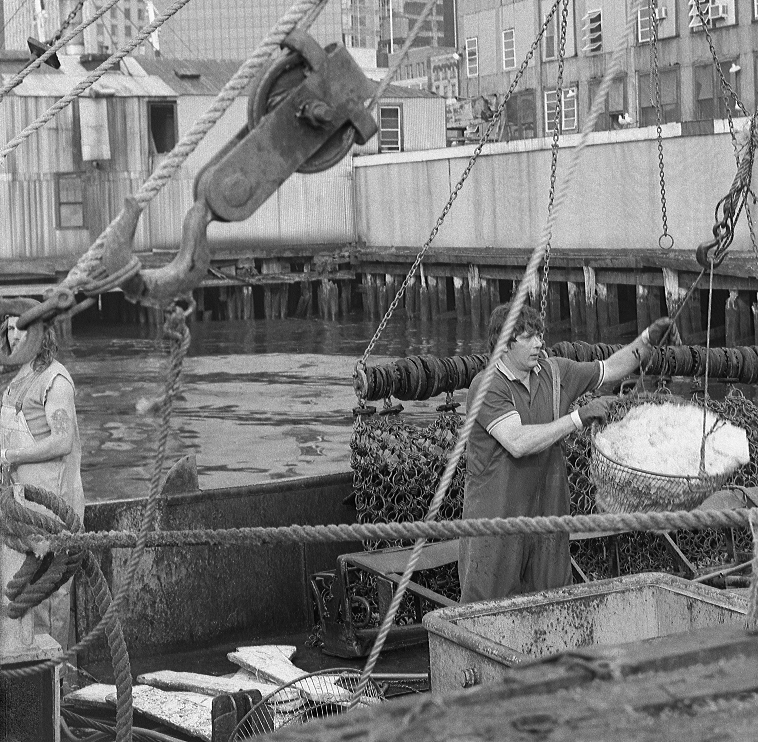 Last fishing boat #2