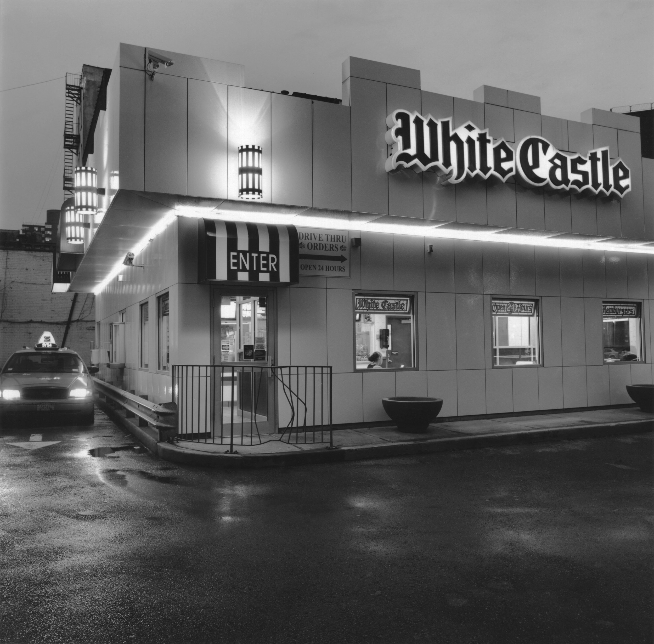 Whitecastle, Harlem Nights, 2005