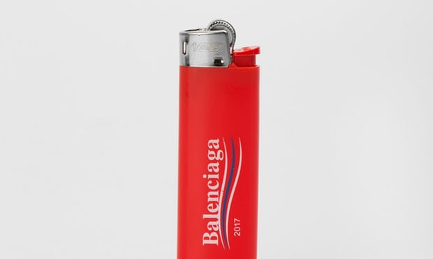 10€ Lighter - Colette Collaboration with Balenciago