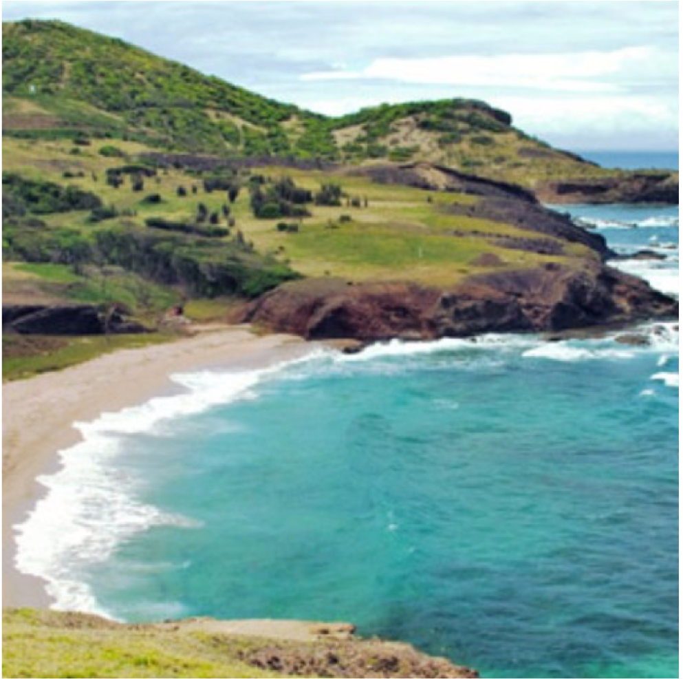 DONKEY BEACH   Donkey Beach is located on the eastern coast of St. Lucia and an hour's...  More