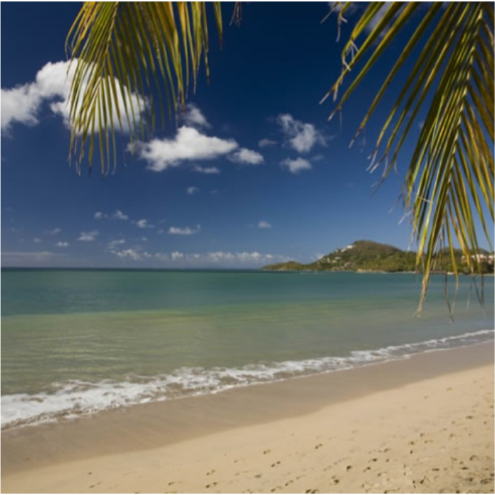 CHOC BAY   Choc Bay is a palm-lined, long stretch of sandy beaches located on...  More