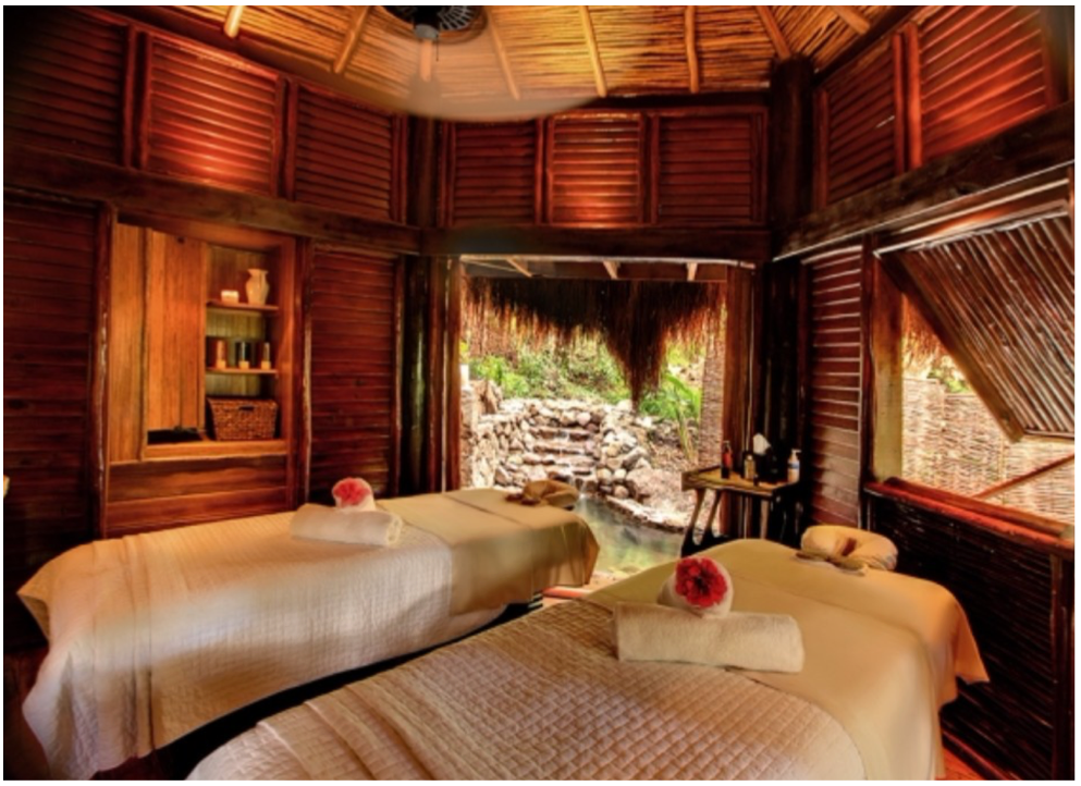 TIME FOR YOURSELF   With a tradition in rejuvenating and restorative treatments, St Lucia is the perfect place for you to unwind and find yourself again. Visitors can enjoy the waters at the restored baths of the Diamond Falls Botanical Gardens, and in the nearby Sulphur Spring pools. For more sophisticated surroundings, most of the island's resorts offer spa treatments